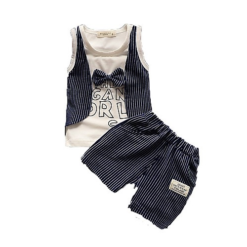 New Summer Children Clothes,Boy Suit,Children Cotton Suit